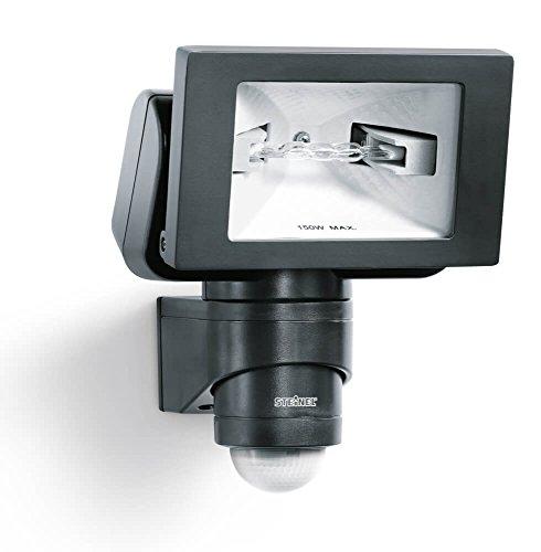 Steinel halogeenlamp HS 150 Duo wandlamp schijnwerper met bewegingsmelder