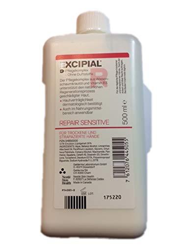 Excipial Repair Sensitive, 500 ml Pflegekomplex mit Wiesenschaumkraut und Vitamin B3