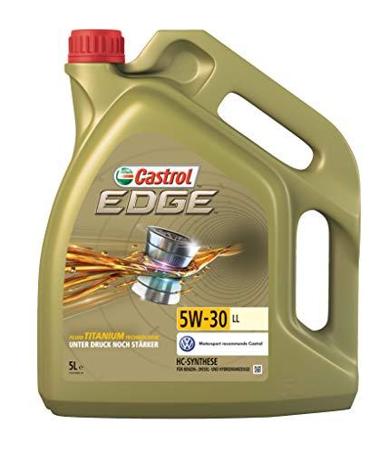 Castrol LL 5W30 Motoröl für den Ölwechsel am Seat Ateca mit Dieselmotoren