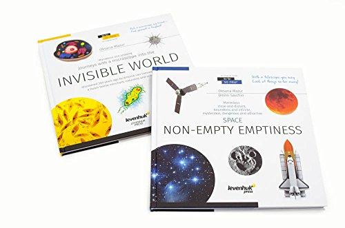 Space. Microworld. Knowledge Book (2-Volume Edition) for Children and Students