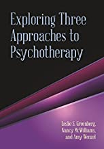 Best exploring three approaches to psychotherapy Reviews