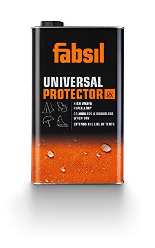 Fabsil Peinture sur Proofer Protection UV 5 l Noir