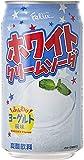 フェリーチェ ホワイトクリームソーダ 缶 350ml ×24本 炭酸飲料 国内製造