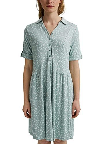 Esprit 031ee1e338 Vestido, Verde Claro, S para Mujer