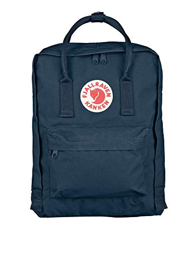 Fjallraven Unisex Kanken Backpack 38Cm Navy