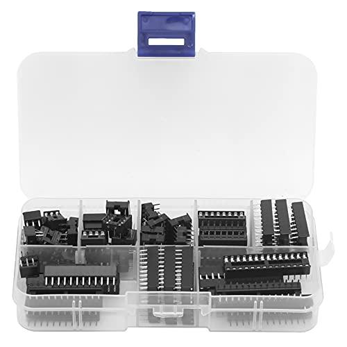 Enchufes IC para bricolaje, adaptador de enchufes IC estable Exquisito para fábricas para técnicos para estudiantes universitarios para ingenieros para entusiastas de la electrónica de