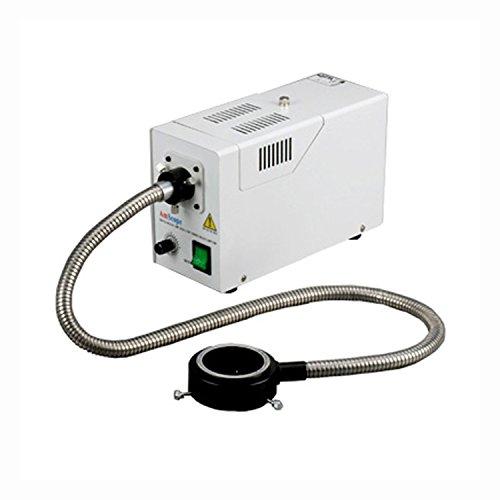 AmScope HL250-AR HL250 AR - Microscopio de Fibra óptica (150 W)