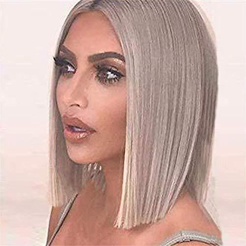 comprar pelucas gris on-line