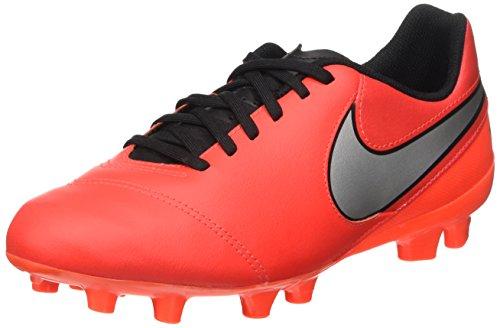 Nike Herren Jr. Tiempo Legend VI FG Fußballschuhe, Flamingo/schwarz, 38 EU