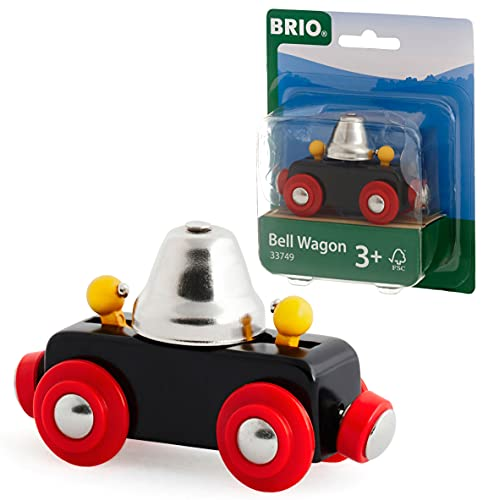BRIO 33749 - Glockenwagen Bild