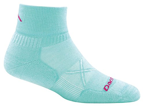 Darn Tough Coolmax Vertex Quarter Crew Ultralight Socks - Womens