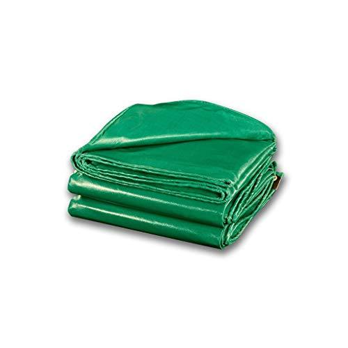 LLRDIAN Lona de Alta Resistencia, Polietileno Tejido de Alta Densidad y Doble Laminado, 100% Impermeable y con protección UV (Disponible en una Variedad de tamaños) Lona alquitranada (Size : 5x6m)