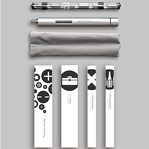 Destornillador eléctrico Changli, Xiaomi Wowstick 1P 19 en 1, atornillador eléctrico inalámbrico