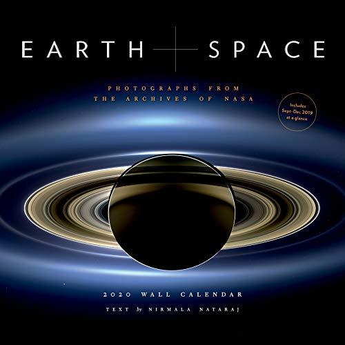 Earth and Space 2020 Wall Calendar: (2020 Office Wall Calendar, 2020 Photo Calendar, NASA Gifts)