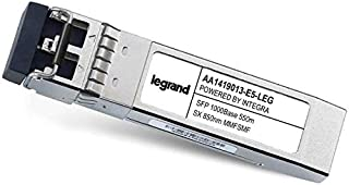 C2G Avaya/Nortel 兼容 1000Base-SX MMF SFP (Mini-GBIC) 收发器,符合 TAA (AA1419013-E5-LEG)