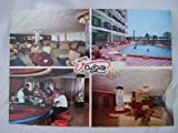 Antigua Postal - Old Postcard : Hotel Volga - CALELLA