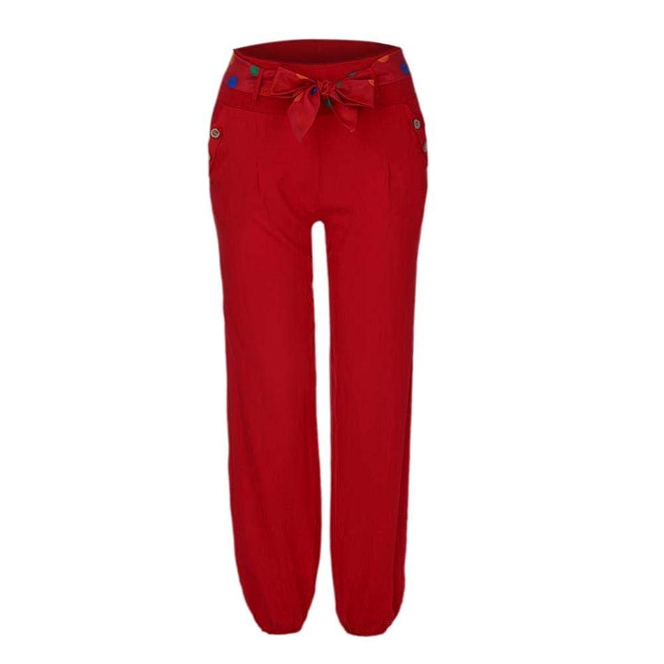 Usstore  Yoga Baggy Wide Leg Pants,Women Low Waist Pleated Palazzo Pants