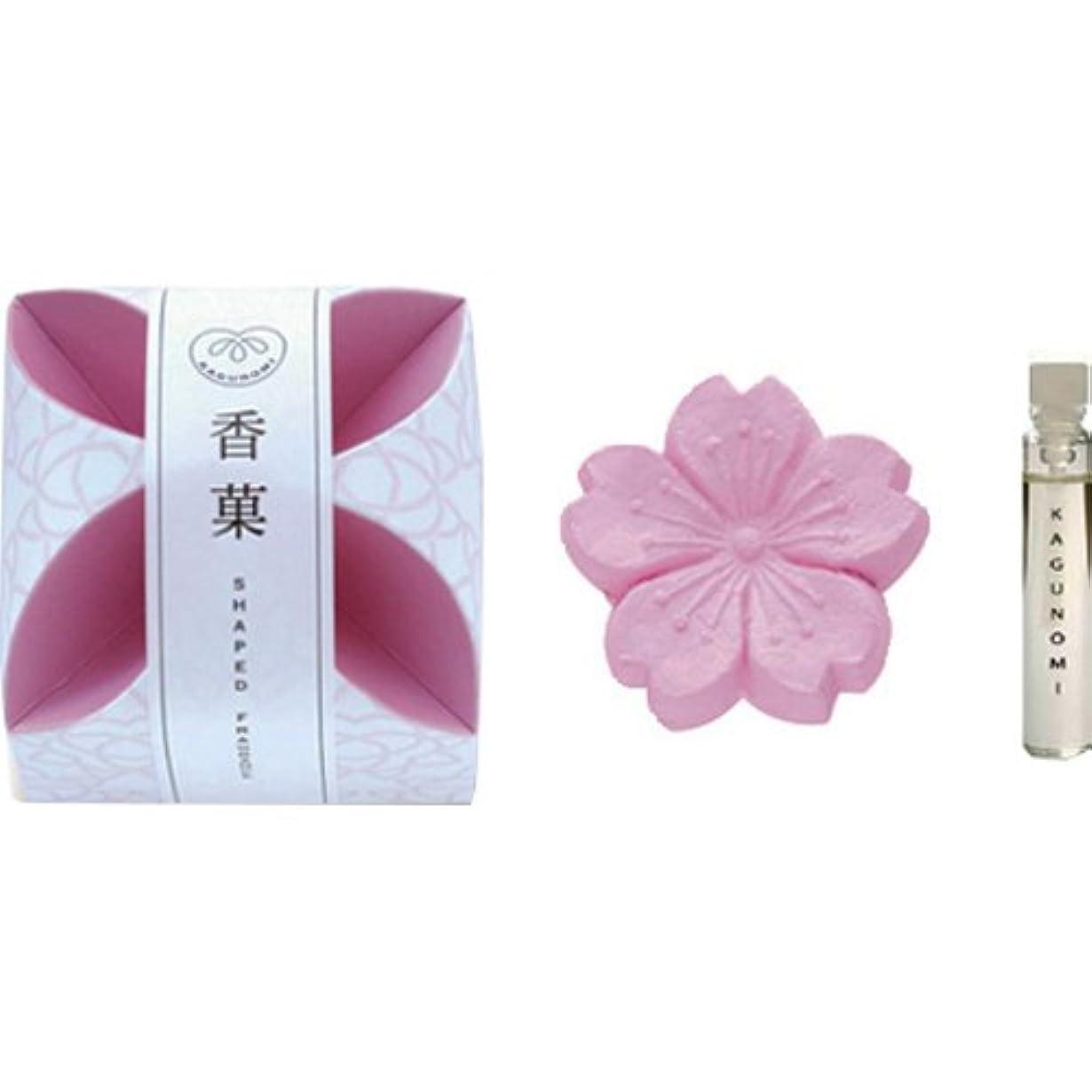 背の高い領域絵香菓 さくら形(桜色) 1入 オイル1.8mm付