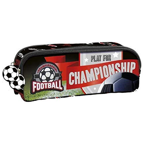 Voetbal potlood geval