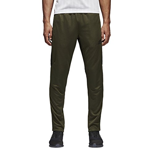 adidas Men's Soccer Tiro 17 Pants, Night Cargo/Black, X-Large