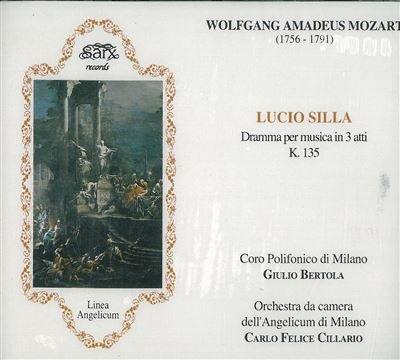Lucio Silla K 135 (1772)