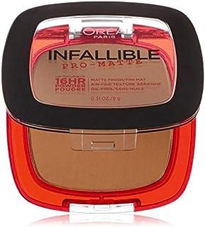 LOreal Paris Infallible Pro-Matte Powder 600 Golden Beige 9g