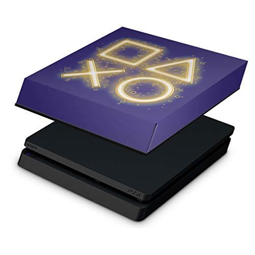 Capa Anti Poeira para PS4 Slim - Days Of Play Edição Limitada