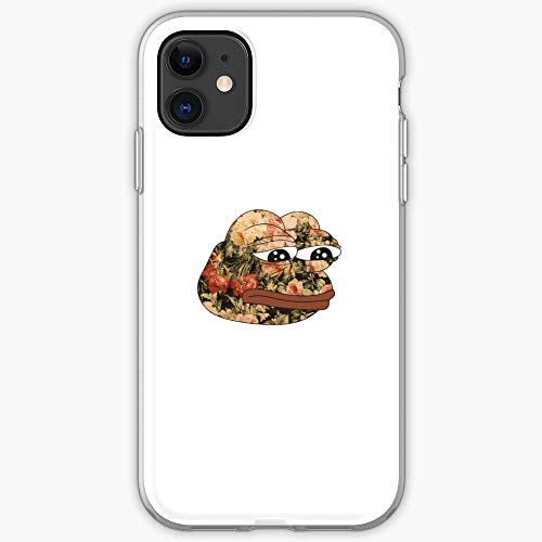 The Phone Pepe Meme Frog Case Sad Cases | Phone Case for iPhone 11, iPhone 11 Pro, iPhone XR, iPhone 7/8 / SE 2020