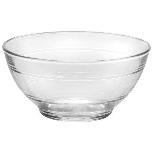 Duralex 2009AF06 - Fuente (cristal, 6,5cm),transparente, pack de 6