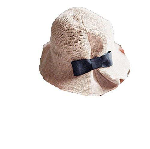 Collocation-Online Gorro de algodón para Lavabo, Estilo Informal, Plegable, para Viajes, Marea o…