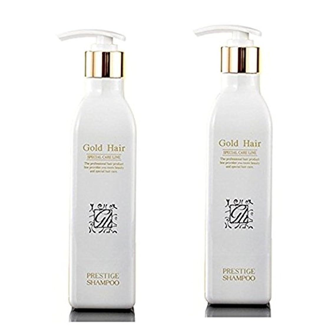 わざわざクレア証明ゴールドヘア 育毛ケア シャンプー 漢方 シャンプー 抜け毛ケア ヘアケアシャンプー2本/Herbal Hair Loss Fast Regrowth Gold Hair Loss Shampoo[海外直送品] (2本セット/2ea) [並行輸入品]