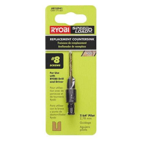 Ryobi Replacement Countersink #8 AR18941
