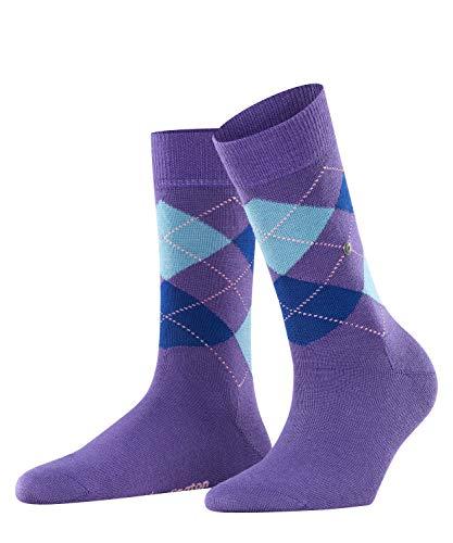 Burlington Damen Marylebone W So Socken, Violett (Cherry 8148), 36-41