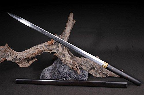 FARDEER Handgemachte chinesische Longquan 《Tang Messer》 nicht offene Kante TJ-065