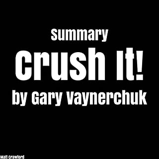 Summary: Crush It! audiobook cover art