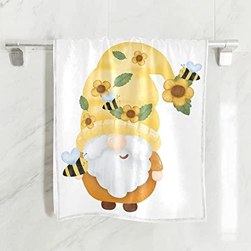 Toallas de Mano de Girasol de otoño Toallas de Cocina con diseño...