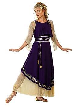 Aphrodite Costume for Women Adult Greek Goddess Costume Women X-Large