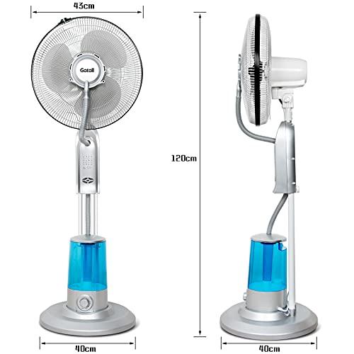 Gotoll Ventiladores de pedestal
