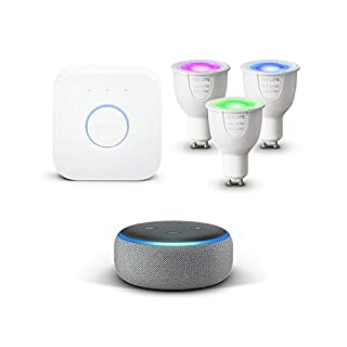Philips Hue White and Colour Ambiance Wireless Lighting (B01LYOANAW) | Amazon price tracker / tracking, Amazon price history charts, Amazon price watches, Amazon price drop alerts