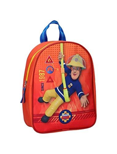 Ozabi – Backpack (Bags, Bags, School Bags, Pencil Cases, Umbrella) Fireman Sam