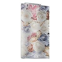 glo スキンシール 【 glo専用 】 FLOWER ROSE 花柄 バラ 薔薇 フラワー かわいい 人気 お洒落 オシャレ  glo グロー 全面対応