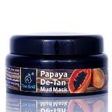 The EnQ Papaya De - Tan Mud Mask 100gm