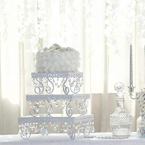 Chandelier cake stand _image3