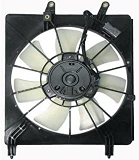For Mercedes Benz E 320 00 01 02 03 AC A//C RADIATOR COOLING FAN 0015003593
