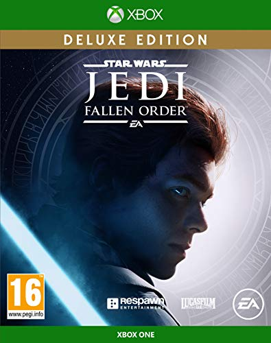 Star Wars Jedi: Fallen Order - Deluxe Edition - Xbox One [Importación inglesa]