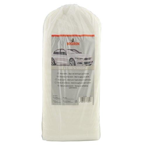NIGRIN 74304 Polierwatte 380 g