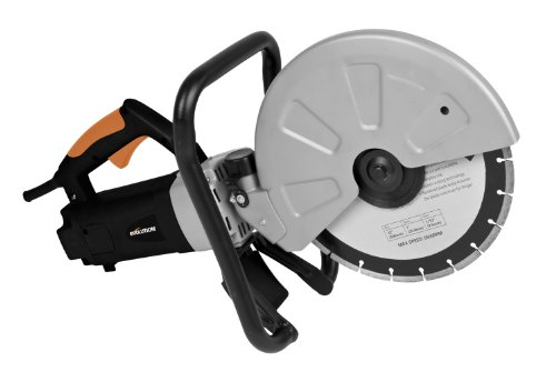 Evolution DISCCUT1 12' Disc Cutter, Orange