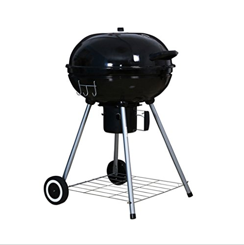 415Y+HdEl5L. SL500  - Lhl BBQ Grill, Outdoor Grill, Holzkohlegrill, tragbarer Klappgrill, 65cm * 61cm * 93cm