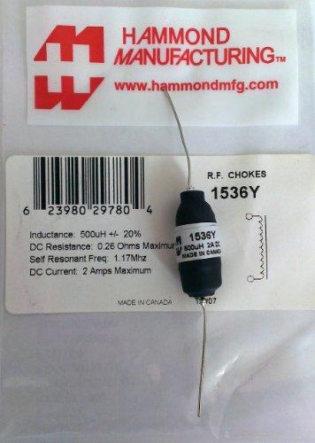 Hammond 1536Y - 500uH RF Choke