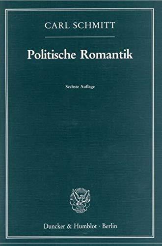 Politische Romantik.
